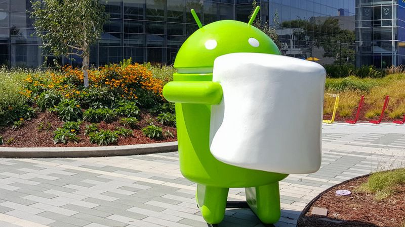 mises a jour android google