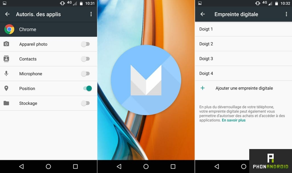 moto g4 plus android marshmallow