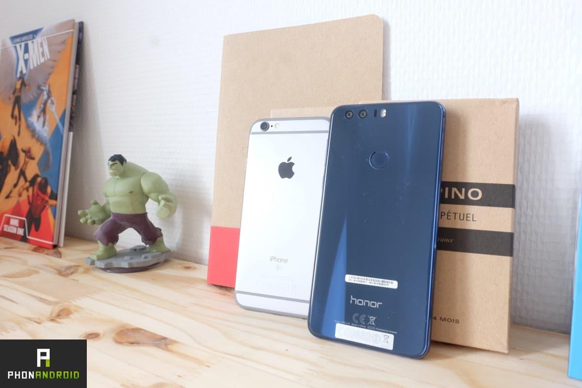 Pourquoi choisir un smartphone Android plutôt qu'un iPhone en 2017 : voici 7 raisons !