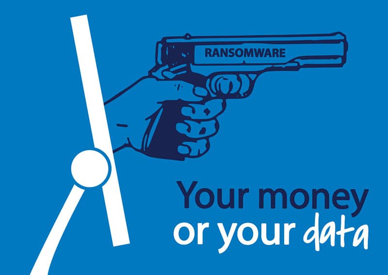 ransomware windows faux techniciens