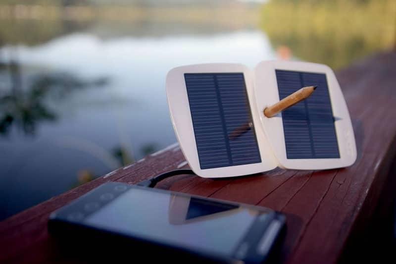 recharge solaire solio bolt