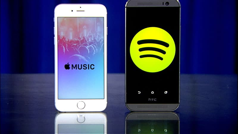 spotify trolle apple music