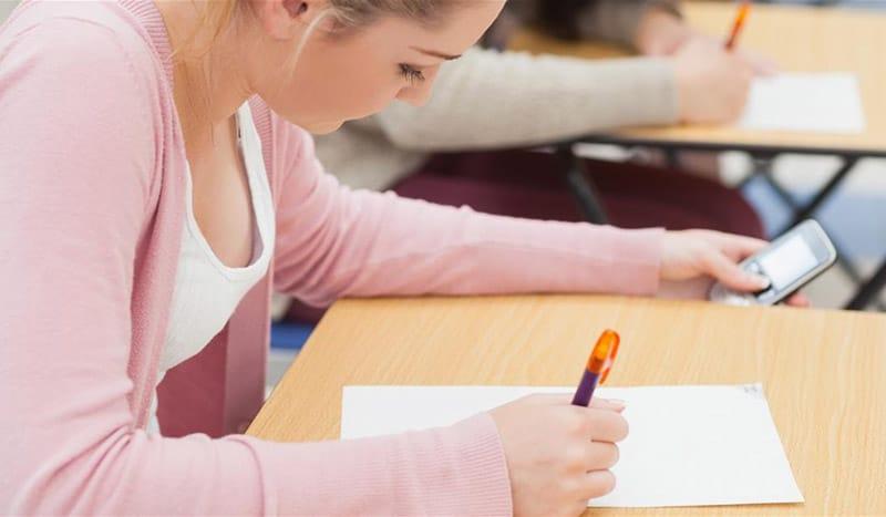 triche examens couper internet