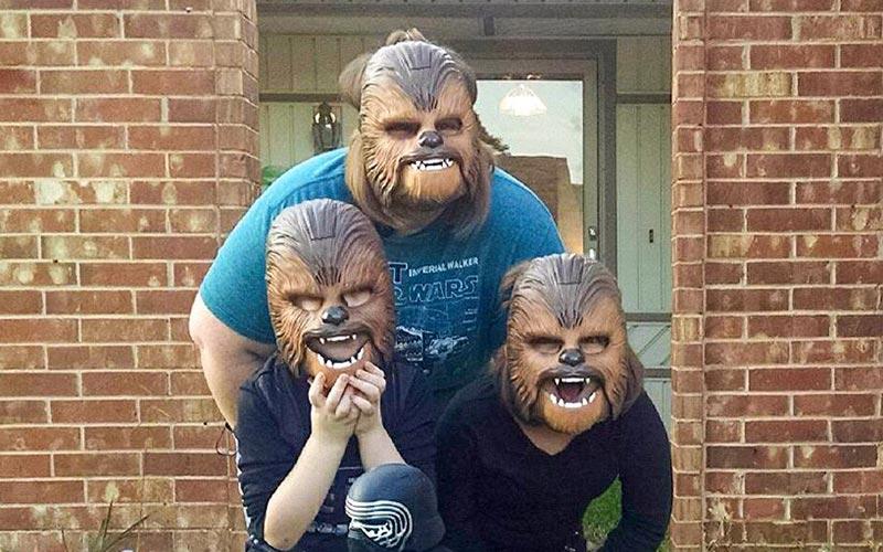 Facebook Live Chewbacca