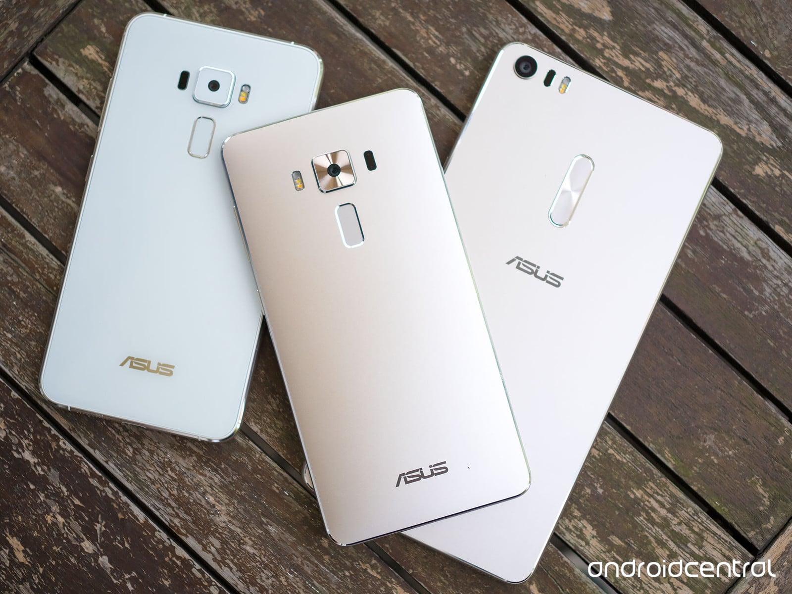 Asus Zenfone 3 Deluxe : enfin une marque qui a tout compris !