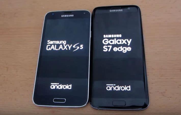 transformez galaxy s5 en galaxy s7 edge