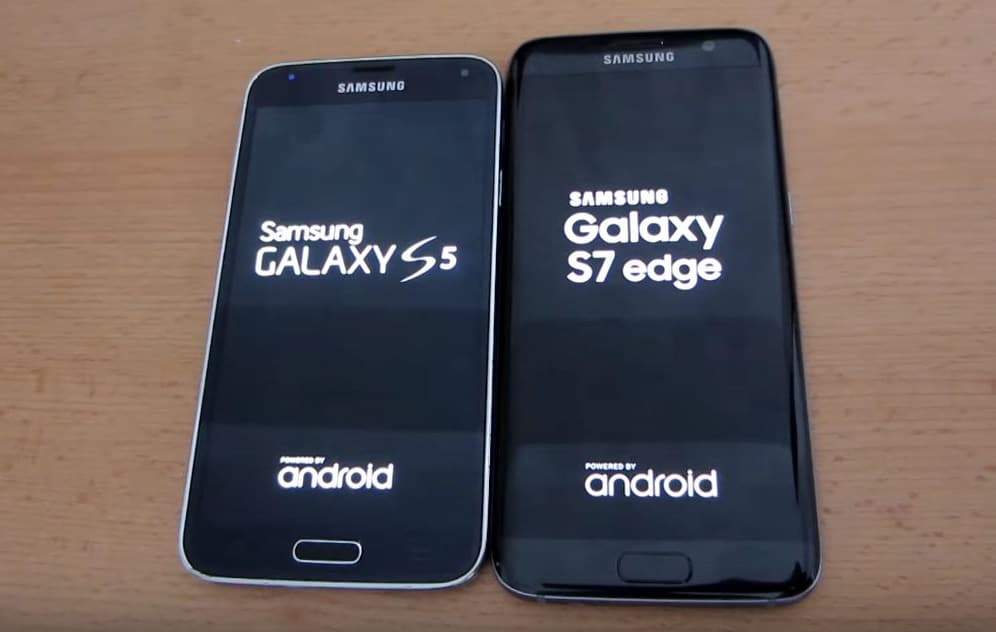 transformez galaxy s5 en galaxy s7 edge
