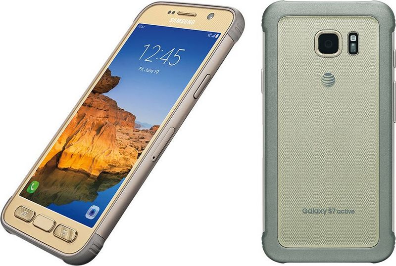 galaxy s7 active gold