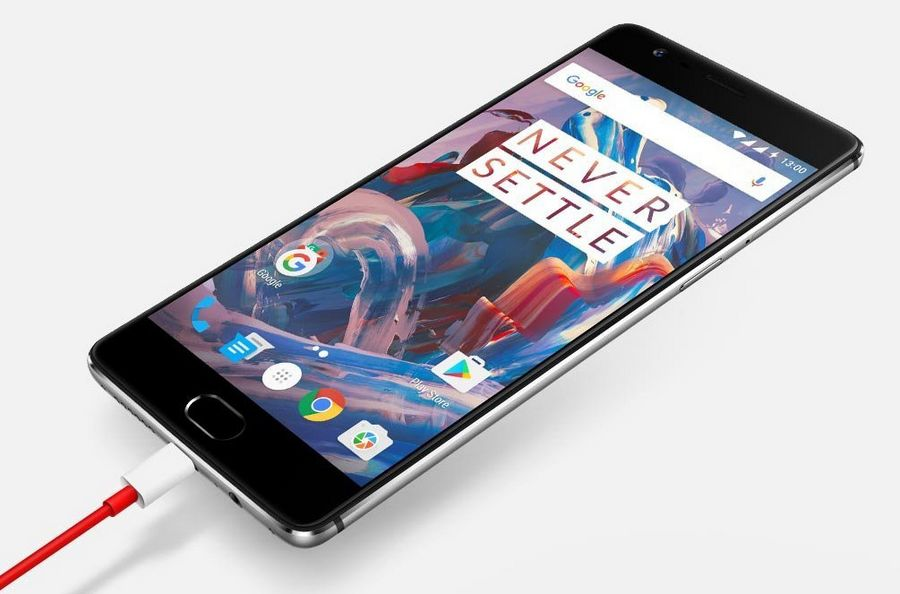oneplus 3 charge