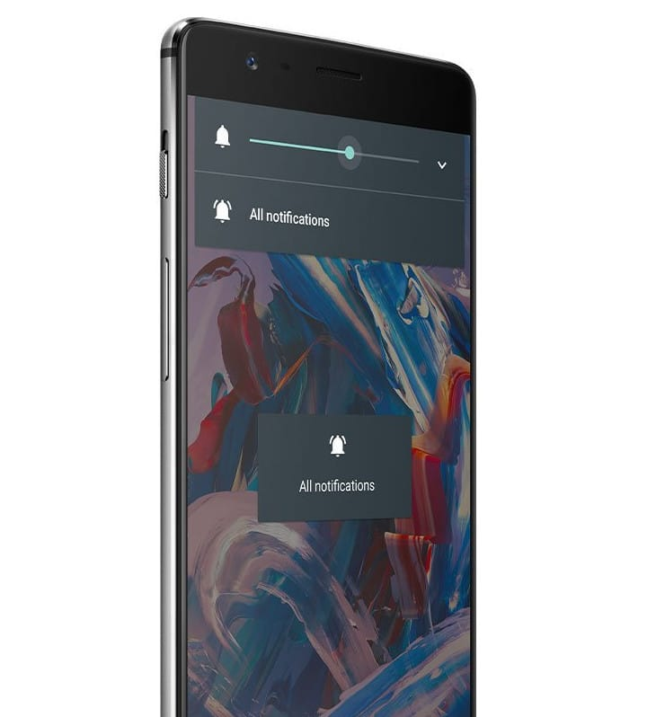 oneplus 3 notifications