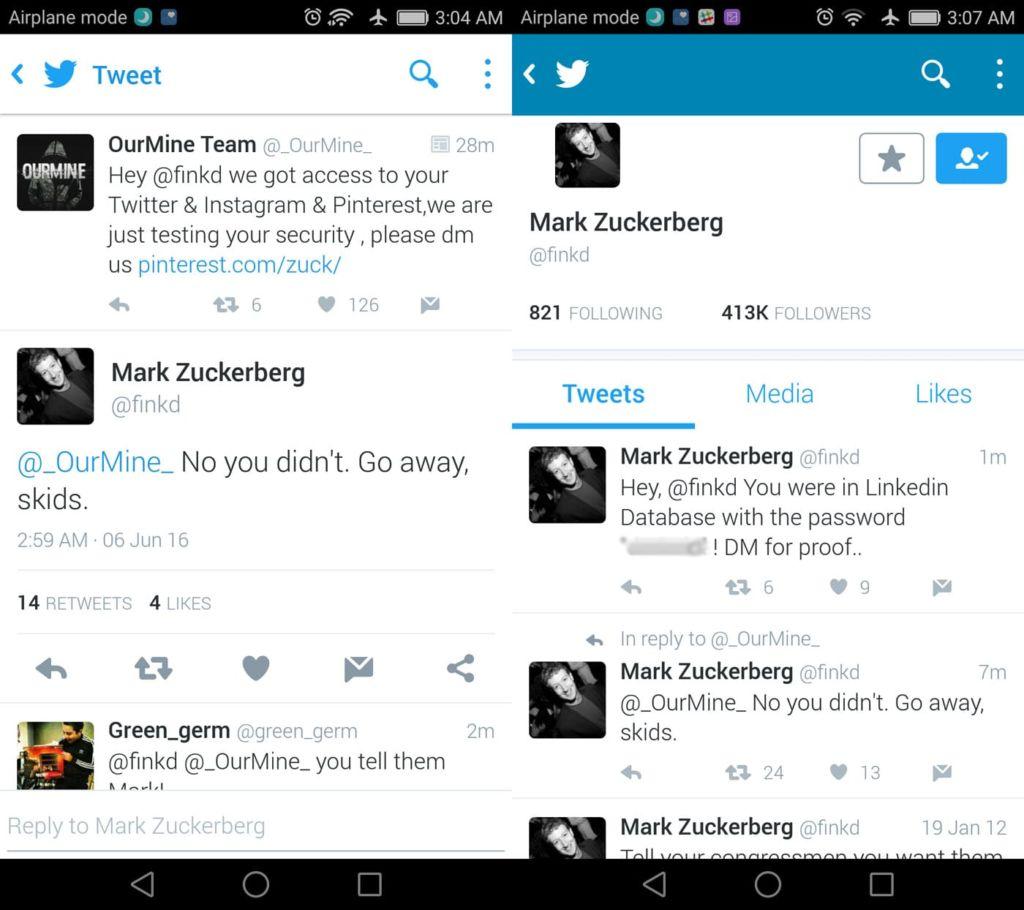 Zuckerberg-compte-hacker