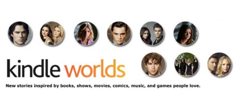 Amazon veut lancer Kindle World et monétiser les fanfictions