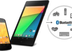 android 4 3 support bluetooth smart disponibles mois a venir