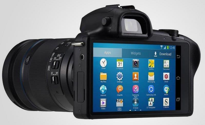 android appareil photo