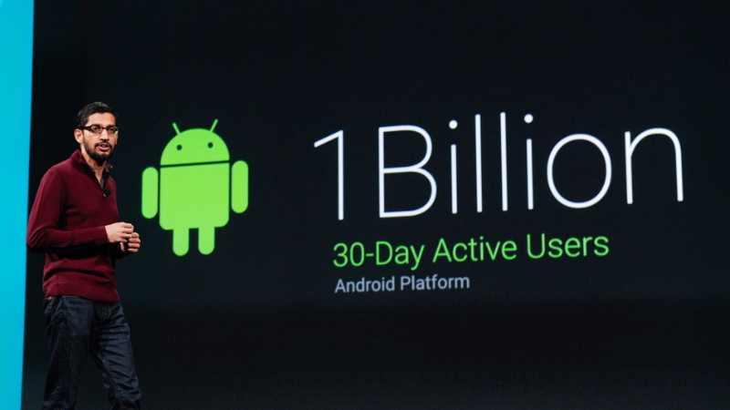 Android serait l'OS des pauvres et des moins éduqués