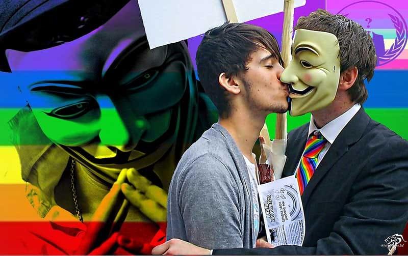 anonymous daesh gay porno