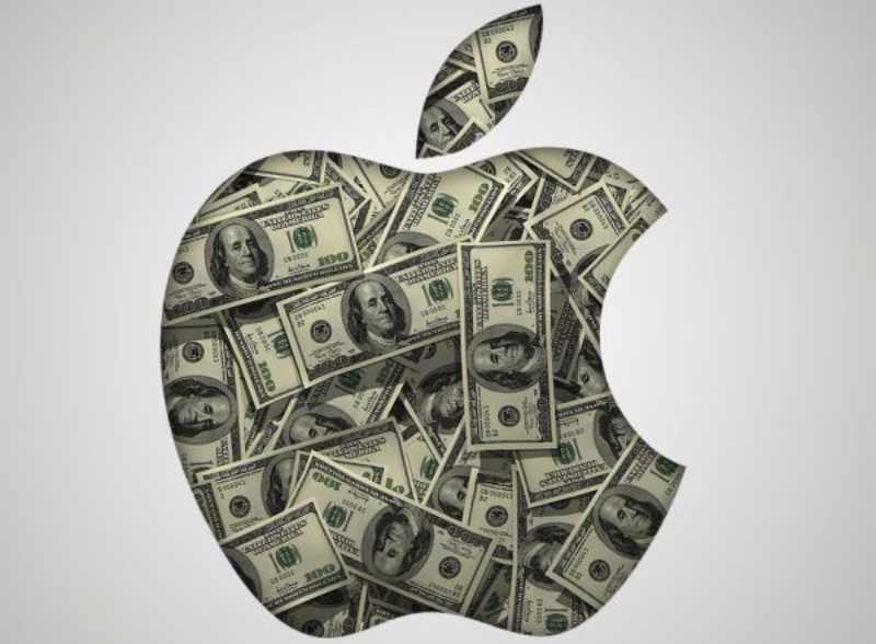 Apple profits