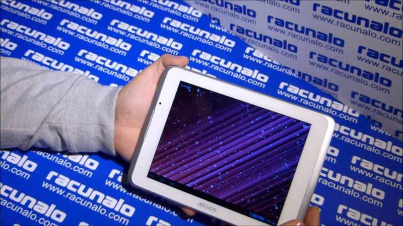 Archos prépare la Xenos 80, une tablette 8 pouces 3G débloquée pour moins de 200€