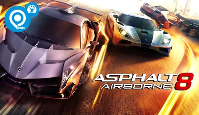 Asphalt 8 : Gameloft annonce le retour d'un des plus beaux jeux de course sur Android !