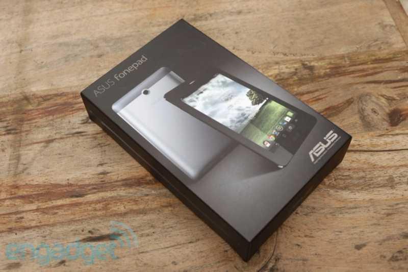 Asus boost la gamme Fonepad : plus de puissance, plus de mémoire