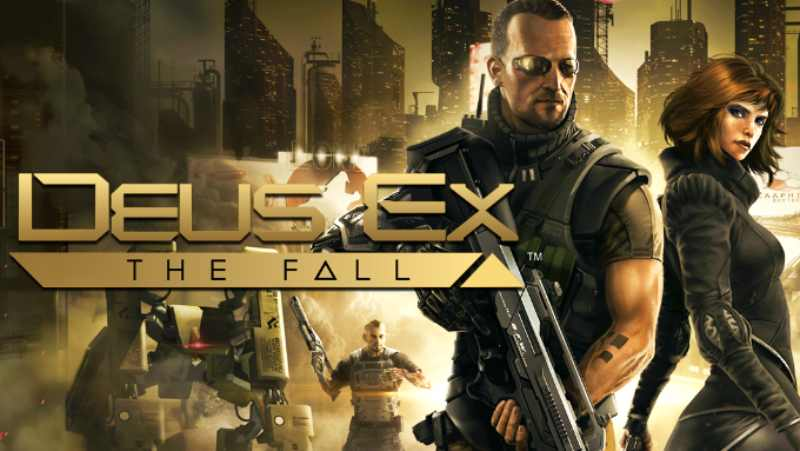 Deus Ex : The Fall arrive sur Android cet été !