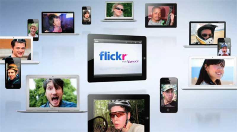 Flickr profite d'une refonte sur Android et offre 1 To gratuit