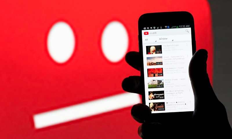 Free et YouTube : enfin une connexion au top ?