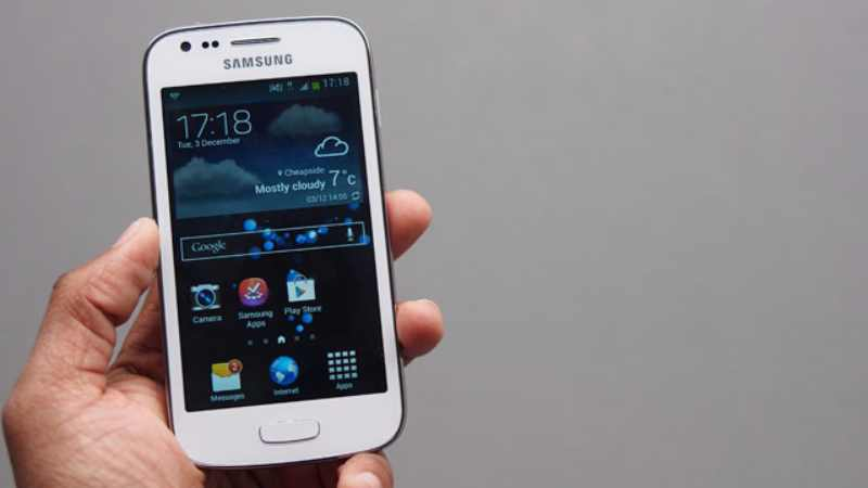 Galaxy Ace 3 : Samsung officialise son milieu de gamme 4G