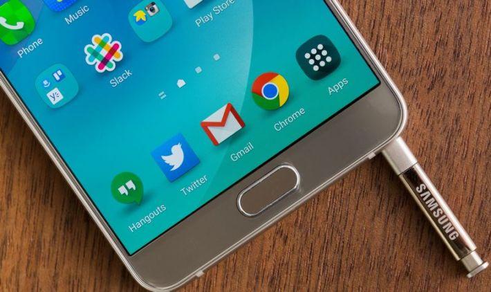 galaxy note 5 meilleur smartphone