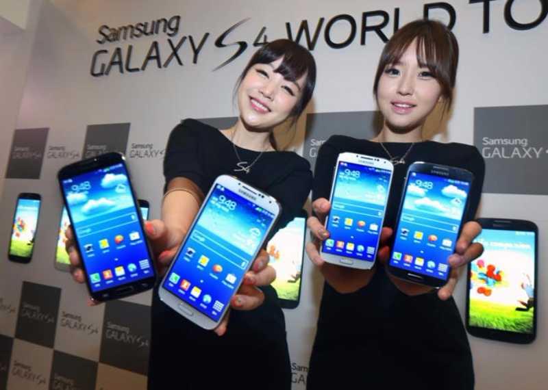 Le Galaxy S4 aura atteint les 10 millions d'unités d'ici la semaine prochaine