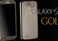galaxy s4 en or 2000e ca vous dit