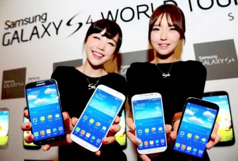 Galaxy S4 : Samsung devrait en écouler 80 millions d'ici la fin de l'année