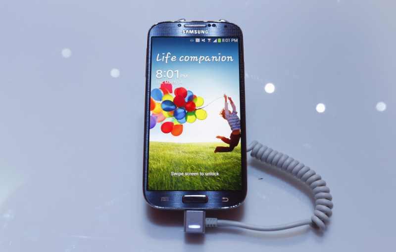 Galaxy S4 : des ventes finalement moins élevées que prévu ?