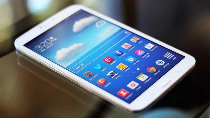 Une Galaxy Tab 3 8.0 sans suprises, pour Samsung