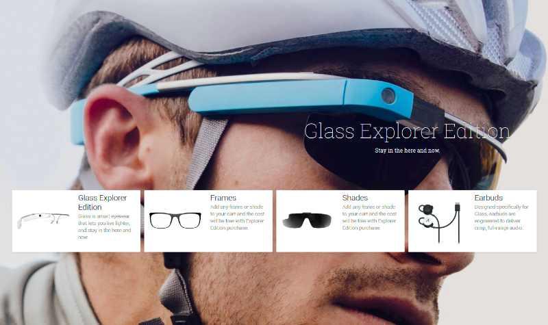 Google Glass : en vente sur le Play Store dès 2014 au prix de la gamme Nexus