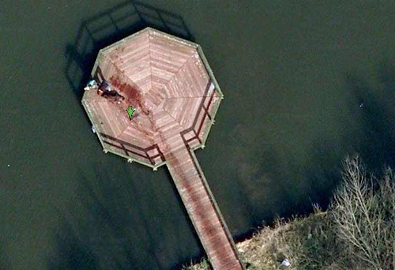 Google Maps Sur Une Scene De Crime Phonandroid