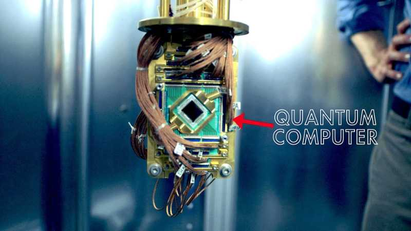 Google et la NASA travaillent ensemble pour un super ordinateur quantique