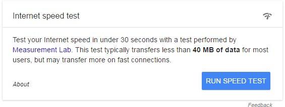 google-test-vitesse-connexion