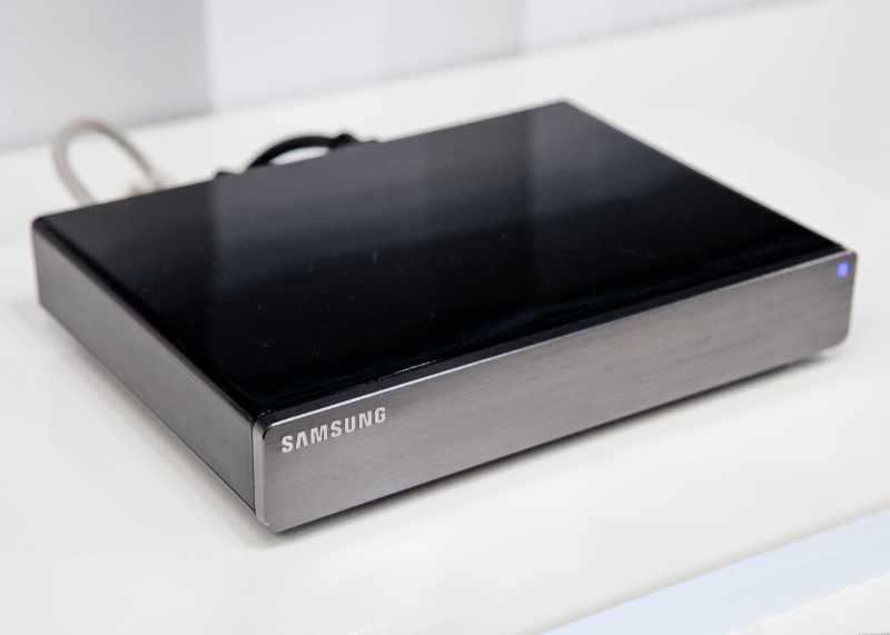 Homesync la nouvelle console de jeux sous android de samsung phonandroid - Console de salon android ...