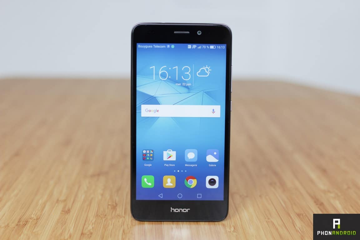 honor 5c architecture