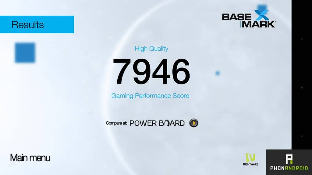 honor 5c benchmark basemark x