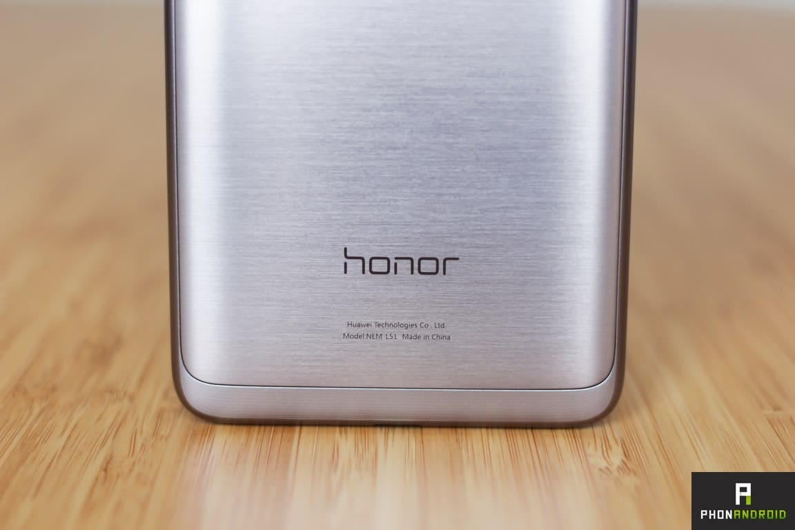 honor 5c logo