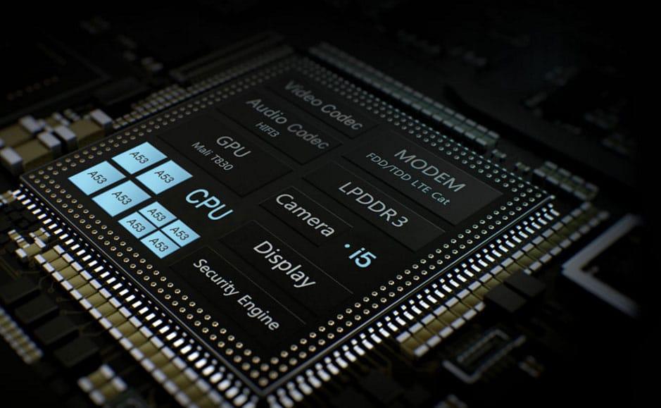 honor 5c processeur kirin 650