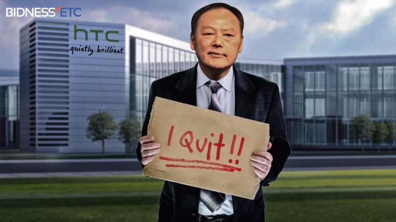 HTC aura remplacé ses dirigeants d'ici la fin du mois