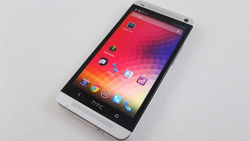 Le HTC One Google Edition est officialisé par Google !