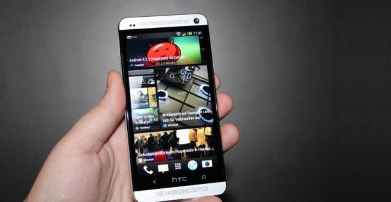 HTC One : la mise à jour Android 4.2.2 arrive bientôt !