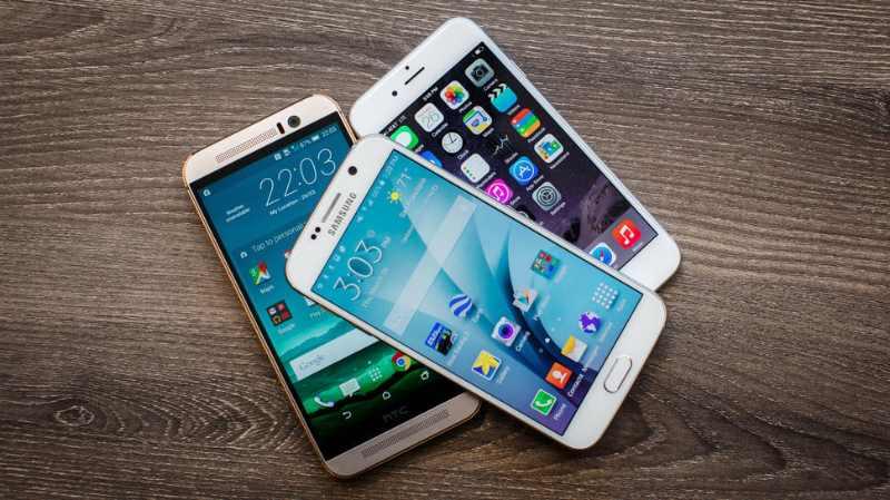 HTC One : numéro 3 du trafic web mondial derrière le Galaxy S4 et l'iPhone 5
