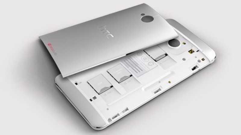 HTC One : pourquoi le modèle international n'a pas de slot SD ?