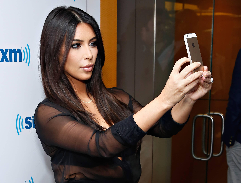 selfie narcissilme