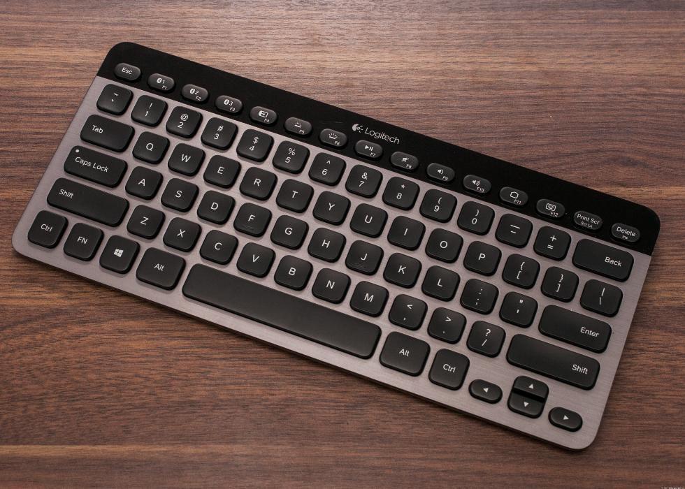 logitech k810 clavier